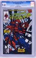 Modern Age (1980-Present):Superhero, The Amazing Spider-Man CGC-Graded Group (Marvel, 1988-89) CGC NM/MT9.8 White pages.... (Total: 4 Comic Books)