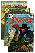 Bronze Age (1970-1979):Miscellaneous, The Shadow Group (DC, 1973-75).... (Total: 9 Comic Books)