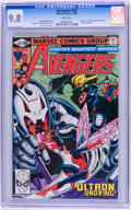Modern Age (1980-Present):Superhero, The Avengers #202-204 CGC-Graded Group (Marvel, 1980-81) CGC NM/MT9.8 White pages.... (Total: 3 Comic Books)
