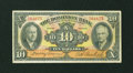 Canadian Currency: , Toronto, ON- The Dominion Bank $10 Jan. 2, 1935 Ch. # 220-26-04....