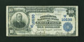 National Bank Notes:Montana, Great Falls, MT - $10 1902 Plain Back Fr. 631 The Commercial NB Ch. # (W)10530. ...