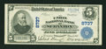 National Bank Notes:Pennsylvania, Scranton, PA - $5 1902 Plain Back Fr. 600 The Union NB Ch. # 8737....