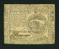 Colonial Notes:Continental Congress Issues, Continental Currency July 22, 1776 $4 Choice About New....