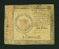 Colonial Notes:Continental Congress Issues, Continental Currency January 14, 1779 $1 Fine....