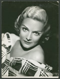 "Movie Posters:Miscellaneous, Madeleine Carroll (Selznick, 1937). Portrait Still (10"" X 13.5"").Miscellaneous.. ..."