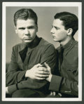 "Movie Posters:Drama, Jackie Cooper and Freddie Bartholomew in ""The Spirit of Culver"" (Universal, 1939). Still (8"" X 10""). Drama.. ..."