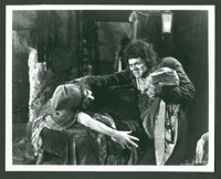 """The Hunchback of Notre Dame (Universal, R-1940s). Still (8"""" X 10""""). Horror"""