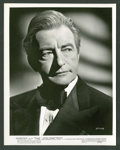 "Movie Posters:Film Noir, Claude Rains in ""The Unsuspected"" (Warner Brothers, 1947). PortraitStill (8"" X 10""). Film Noir.. ..."