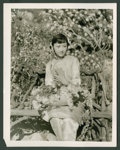 """Movie Posters:Drama, Anna May Wong and Kenneth Harlan in """"The Toll of the Sea"""" (Metro,1922). Stills (2) (8"""" X 10""""). Drama.. ... (Total: 2 Items)"""