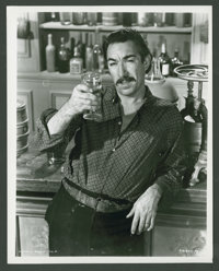 "Anthony Quinn Lot (MGM and Columbia, 1956 and 1962). Stills (2) (8"" X 10""). Miscellaneous. ... (Total: 2 Items..."