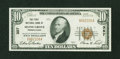 National Bank Notes:Pennsylvania, Selins Grove, PA - $10 1929 Ty. 1 The First NB Ch. # 357. ...
