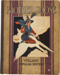 Books:Children's Books, Eulalie Osgood Grover [editor]. Mother Goose. New York: P.F. Volland Company, 1921. 4th printing, Volland Popul...