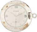 Baseball Collectibles:Others, 1952 New York Yankees World Championship Presentational PocketWatch....