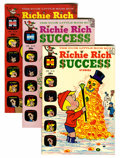 Silver Age (1956-1969):Humor, Richie Rich Success Stories File Copy Short Box Group (Harvey, 1969-) Condition: Average VF/NM....