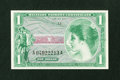 Military Payment Certificates:Series 651, Series 651 $1 Gem New....