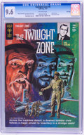 Silver Age (1956-1969):Horror, Twilight Zone #6 File Copy (Gold Key, 1964) CGC NM+ 9.6 Off-whitepages....