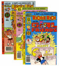 Bronze Age (1970-1979):Cartoon Character, Richie Rich and His Girlfriends #1-16 File Copies Group (Harvey, 1979-82) Condition: Average NM-.... (Total: 16 Comic Books)