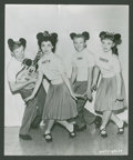 "Movie Posters:Children's, Mickey Mouse Club (Walt Disney Productions, 1955). TelevisionStills (2) (7.5"" X 9""). Children's.. ... (Total: 2 Items)"