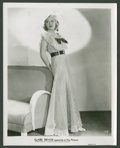 "Movie Posters:Miscellaneous, Claire Trevor Lot (Fox, 1930s). Stills (3) (8"" X 10"").Miscellaneous.. ... (Total: 3 Items)"