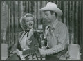 "Movie Posters:Western, Roy Rogers Lot (Republic, 1947). Stills (3) (6.5"" X 9""). Western..... (Total: 3 Items)"