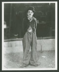 """Movie Posters:Comedy, The Chaplin Revue (United Artists, 1959). Photos (3) (8"""" X 10"""").Comedy.. ... (Total: 3 Items)"""