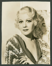 "Gladys George in ""Valiant is the Word for Carrie"" (Paramount, 1936). Stills (2) (8"" X 10"" and 7.25&q..."