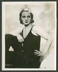 """Movie Posters:Miscellaneous, Tallulah Bankhead (Paramount, Early 1930s). Still (8"""" X 10""""). Miscellaneous.. ..."""
