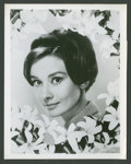 "Movie Posters:Romance, Audrey Hepburn (Unknown, 1960s). Still (8"" X 10""). Romance.. ..."