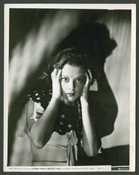"Heather Angel in ""Charlie Chan's Greatest Case"" Lot (Fox, 1933). Stills (4) (8"" X 10"") and (2) (7.25..."