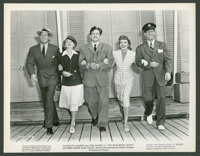 "The Palm Beach Story (Paramount, 1942). Stills (4) (8"" X 10""). Comedy. ... (Total: 4 Items)"