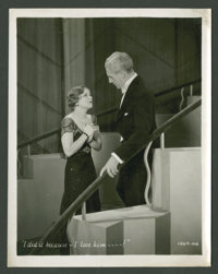 """Clara Bow in """"Love Among the Millionaires"""" (Paramount, 1930). Still (8"""" X 10""""). Comedy"""