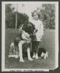 """Movie Posters:Miscellaneous, Shirley Temple (20th Century-Fox, 1930s). Still (8"""" X 10"""").Miscellaneous.. ..."""