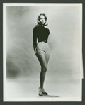 """Movie Posters:Comedy, Jane Fonda in """"Tall Story"""" Lot (Warner Brothers, 1960). Stills (2)(8"""" X 10""""). Comedy.. ... (Total: 2 Items)"""
