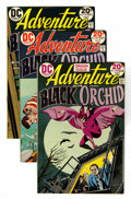 Bronze Age (1970-1979):Horror, The Phantom Stranger/Adventure Comics Group (DC, 1973-76)....(Total: 11 Comic Books)