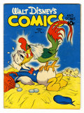Golden Age (1938-1955):Cartoon Character, Walt Disney's Comics and Stories #19 (Dell, 1942) Condition:VG+....
