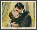 "Movie Posters:Romance, Gone with the Wind (MGM, R-1967). Color Stills (3) (8"" X 10"").Romance.. ... (Total: 3 Items)"