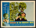 "Movie Posters:Science Fiction, Invasion of the Saucer-Men (American International, 1957). LobbyCard Set of 8 (11"" X 14""). Science Fiction.. ... (Total: 8 Items)"