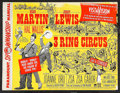 "Movie Posters:Comedy, 3 Ring Circus Lot (Paramount, 1954). Pressbooks (2) (MultiplePages, 12.25"" X 18.75"" and 13"" X 17""). Comedy.. ... (Total: 2Items)"