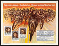 "Movie Posters:Exploitation, The Wild Angels (American International, 1966). Half Sheet (22"" X28""). Exploitation.. ..."