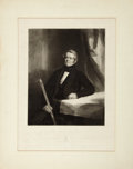 "Explorers:Space Exploration, Print: ""Mr. Charles Green, The Aeronaut"" Mezzotint...."