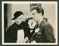 "Society Doctor (MGM, 1935). Stills (2) (8"" X 10""). Drama. ... (Total: 2 Items)"