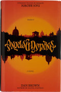 Books:First Editions, Dan Brown. Angels & Demons. New York: Pocket Books,2000....