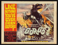 "Gorgo (MGM, 1961). Lobby Card Set of 8 (11"" X 14""). Science Fiction. ... (Total: 8 Items)"