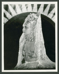"""Kay Francis in """"Behind the Make-up"""" by Otto Dyer (Paramount, 1930). Portrait Still (8"""" X 10""""). Misce..."""