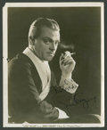 """Movie Posters:Comedy, James Cagney in """"Lady Killer"""" (Warner Brothers, 1933). AutographedStill (8"""" X 10""""). Comedy.. ..."""