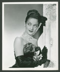 "Movie Posters:Miscellaneous, Dorothy Lamour by Ned Scott (Columbia, 1948). Portrait Still (8"" X 10""). Miscellaneous.. ..."
