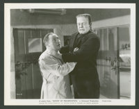 "The Ghost of Frankenstein (Universal, 1942). Stills (3) (8"" X 10""). Horror. ... (Total: 3 Items)"