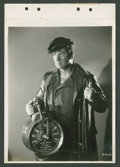 """Movie Posters:Adventure, George Bancroft in """"Derelict"""" Lot (Paramount, 1930). Keybook Stills(4) (7.75"""" X 11"""" and 8"""" X 11""""). Adventure.. ... (Total: 4 Items)"""