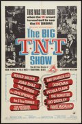 """Movie Posters:Rock and Roll, The Big T.N.T. Show (American International, 1966). One Sheet (27"""" X 41""""). Rock and Roll.. ..."""