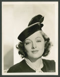 """Movie Posters:Miscellaneous, Myrna Loy (MGM, 1930s). Still (8"""" X 10""""). Miscellaneous.. ..."""